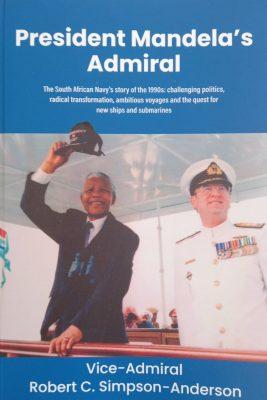 Nelson Mandela`s Admiral Front